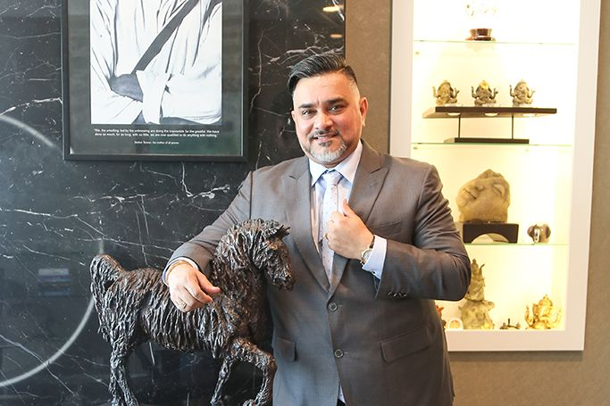 Raza Beig On Sustainable Fashion In The UAE
