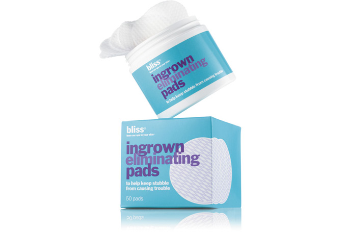 Bliss - ingrown eliminating pads