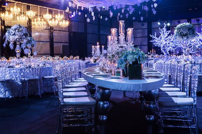 Winter Wedding Venue In Dubai