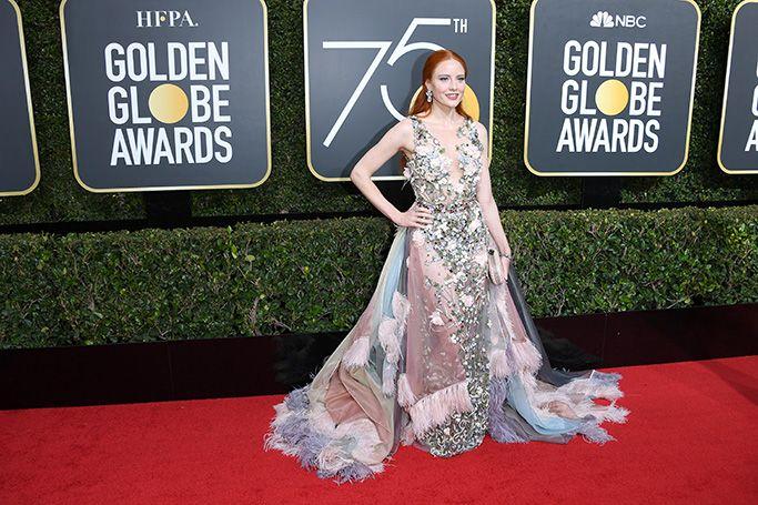 Golden Globes Backlash: who didn't wear black