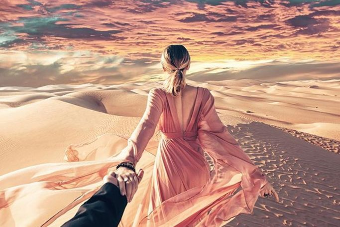 The #FollowMeTo Couple Returned To Dubai