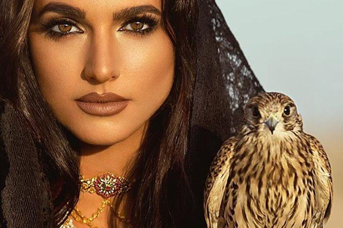 UAE Inspired Beauty Looks