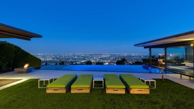 Matthew Perry's Gorgeous LA Home