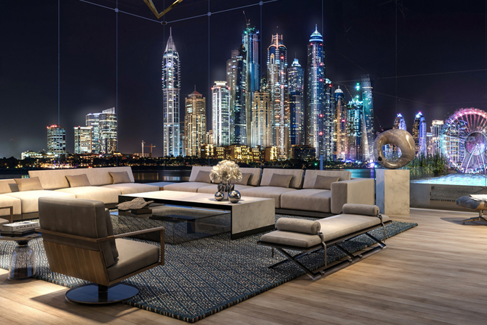 The 5 most expensive homes in dubai ewmoda for World expensive hotel in dubai