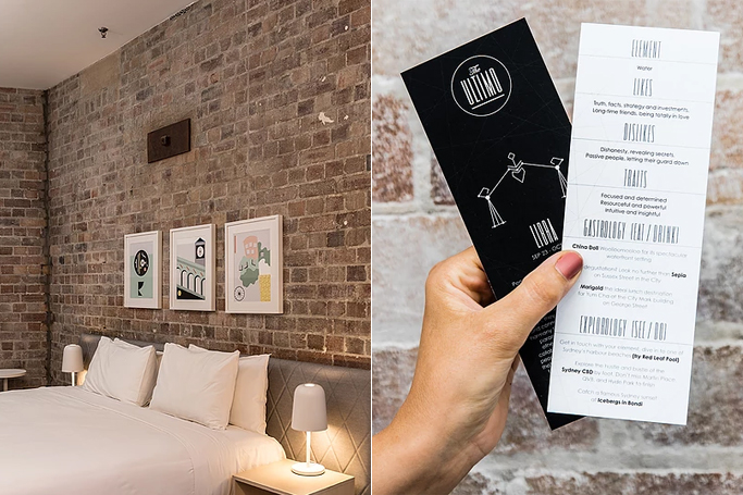 The Ultimo — The World's First Zodiac Hotel