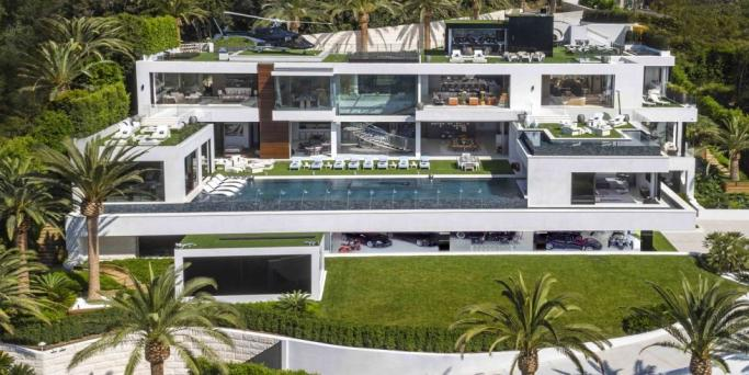 Inside America's Most Expensive House