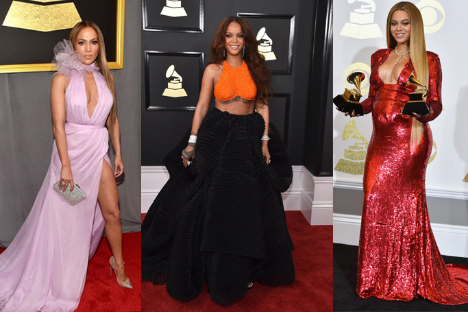 best dressed grammy 2017