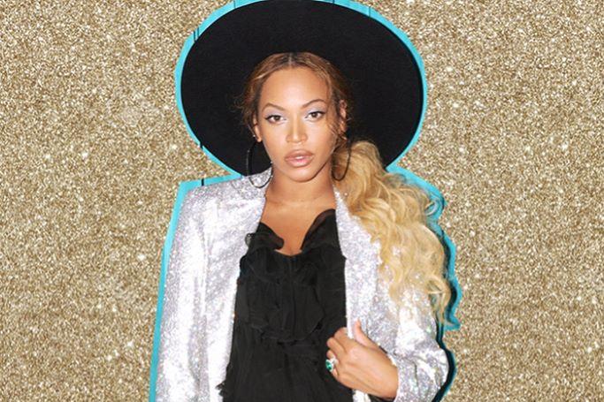 Beyoncé Wore A $4,950 Jacket To Jessica Alba's Birthday Party