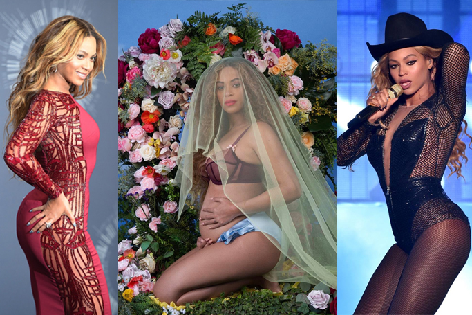 most iconic beyonce looks
