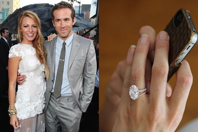 The 10 Most Expensive Celebrity Engagement Rings EVER ewmoda