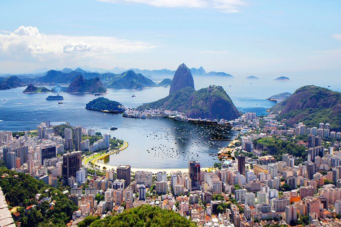 8 of the best Instagram's featuring South America