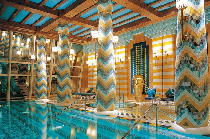The top 5 dubai spa experiences ewmoda for Best spa hotel dubai