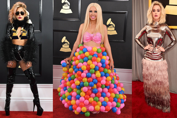 worst dressed grammy 2017