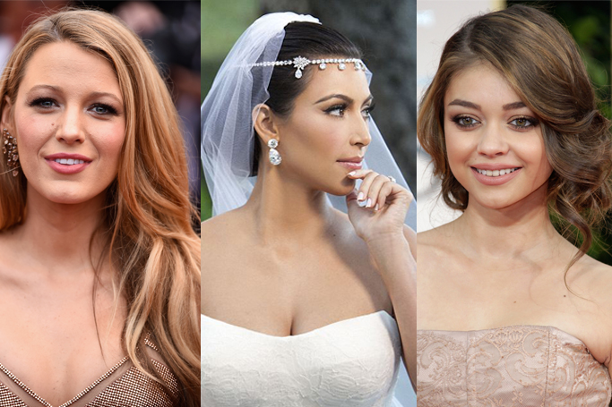 32 Gorgeous Celebrity Wedding Hairstyles For Your Big Day!