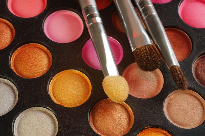 Valentine's Day eyeshadow palettes
