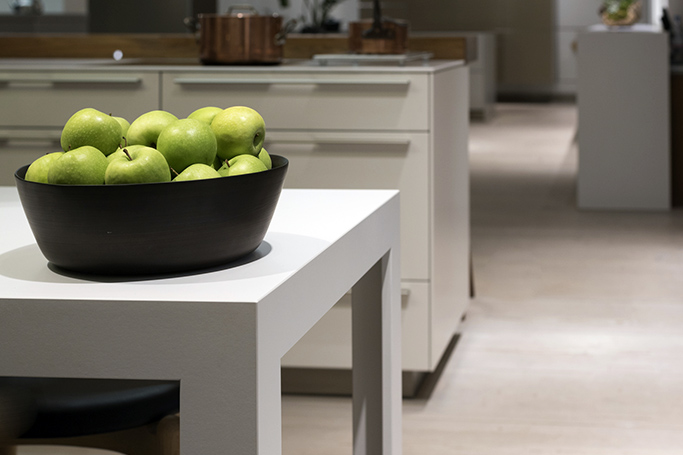 Fruit bowl interior decoration