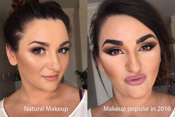 insta makeup
