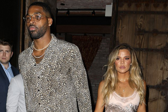 Khloe Kardashian's 33rd birthday party