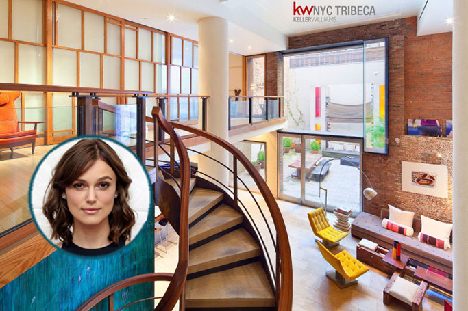 Inside Keira Knightly's $6 Million NYC Apartment