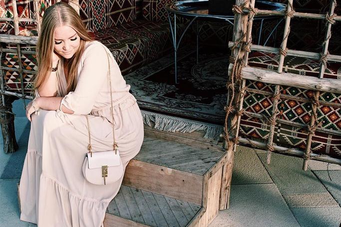 Dubai Based Fashion Blogger, Milli Midwood