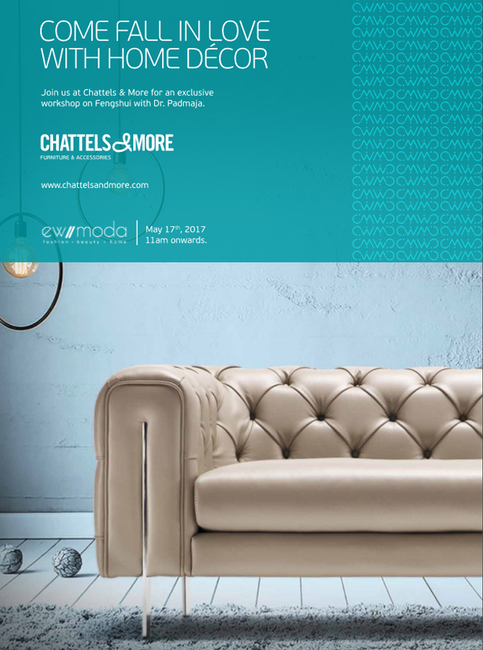 Chattels & More event with ewmoda