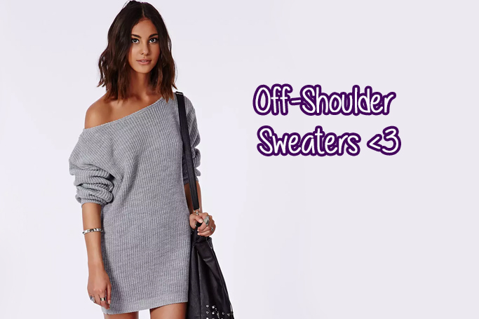 off shoulder sweater dubai