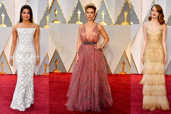 Oscars 2017 - Best & Worst Dressed Celebrities