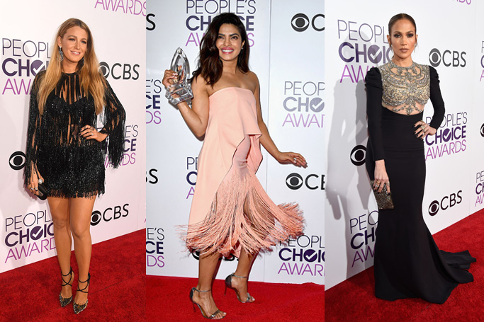 People's Choice Awards 2017: Best & Worst Dressed