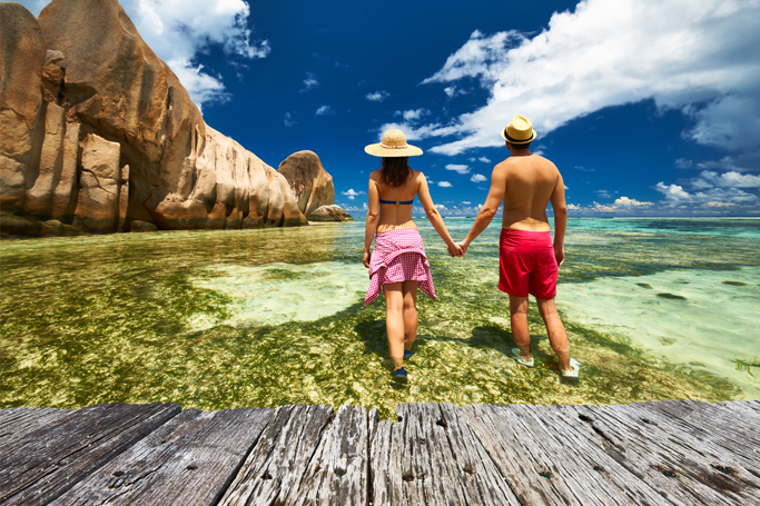 5 Exotic Romantic Getaways To Fit Every Budget