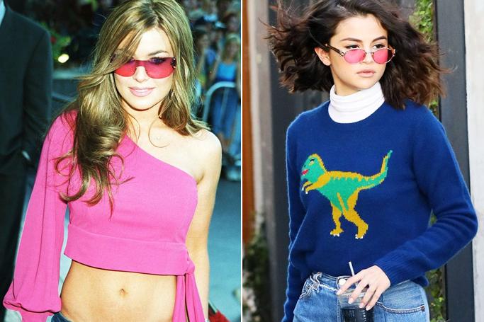 Fashion Trends making a comeback
