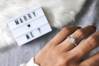 Tips For Taking Photos Of Your Engagement Ring