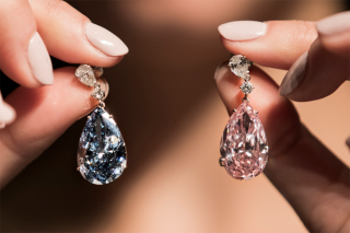 Would you pay $57.4 million for diamond earrings?!