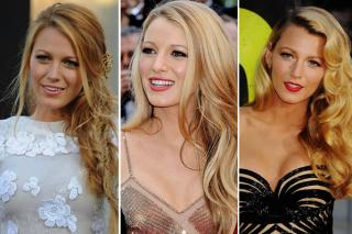 10 Times Blake Lively Gave Us Party Hair Goals