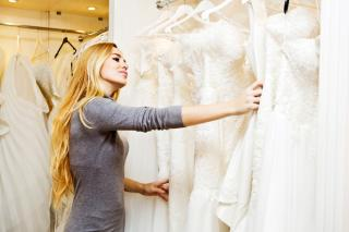 Wedding dress budget