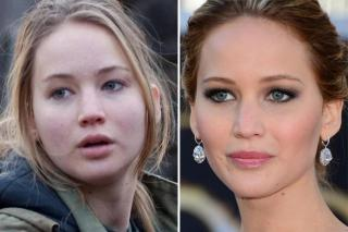 50 Celebrities Who Look Shockingly Different Without Makeup