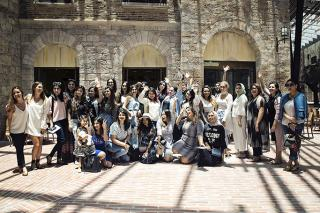 In Pictures: ewmoda X The Outlet Village Fashion Brunch