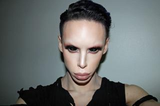 Man Spent $50,000 On Plastic Surgery To Transform Into A 'Genderless' Alien