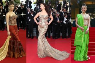 Aishwarya Rai's Best & Worst Looks At The Cannes Film Festival