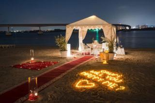 Most Romantic Proposal Location In Dubai