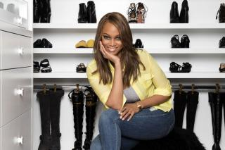 A Peek Inside The Closets Of Tyra Banks, Khloe Kardashian And More