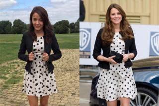 kate middleton copycat Kate Urbanksa