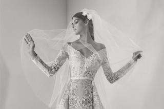 The Brides Of 2017 Are Loving This Wedding Dress Style