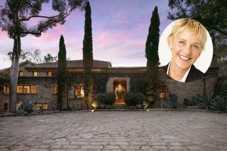 Inside Ellen DeGeneres' Gorgeous $45 Million Home