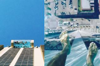 Market Square Tower's Pool