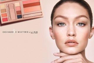Gigi Hadid X Maybelline collection buy in Dubai