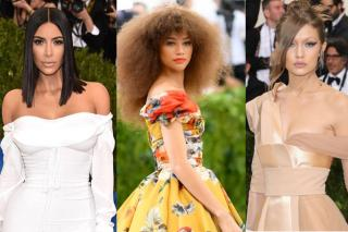 Best Hair & Makeup Looks Spotted At The 2017 MET Gala
