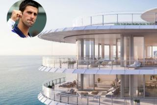Inside Tennis Legend Novak Djokovic Stunning Miami Home