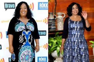 Shonda Rhimes weight loss