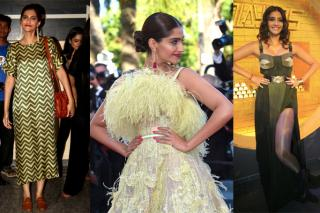 10 Times Sonam Kapoor Was An Epic Red Carpet Fail