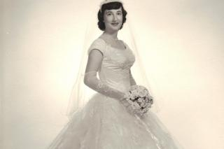 10 Women Who Wore Their Moms' Wedding Dresses Decades Later